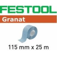 Материал Granat в рулоне, 115 мм x 25 м