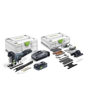 Маятниковый лобзик Festool CARVEX PSC 420 HPC 4,0 EBI-Set