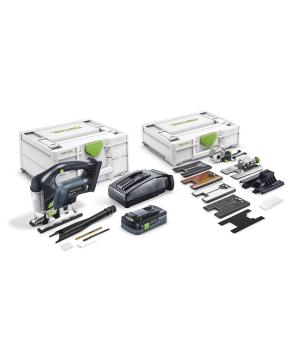 Маятниковый лобзик Festool CARVEX PSBC 420 HPC 4,0 EBI-Set