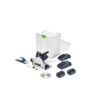 Аккумуляторная погружная пила Festool TSC 55 5,2 KEBI-Plus/XL