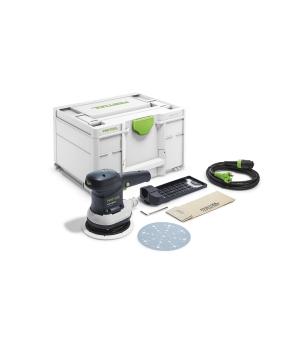Эксцентриковая шлифмашинка Festool ETS 150/5 EQ-Plus