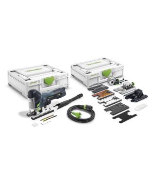Маятниковый лобзик Festool CARVEX PS 420 EBQ-Set