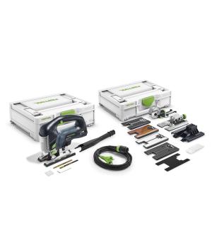 Маятниковый лобзик Festool CARVEX PSB 420 EBQ Set