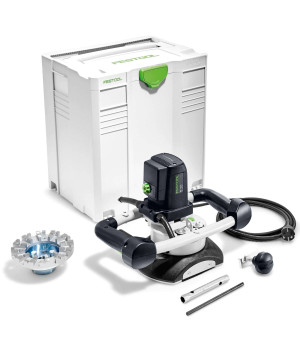 Зачистной фрезер Festool RENOFIX RG 150 E-Set DIA HD