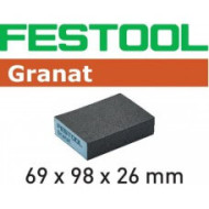Материал Granat, губка, 69 x 98 x 26мм Combiblock