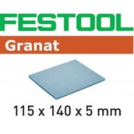 Материал Granat, губка, 115 x 140 x 5 мм