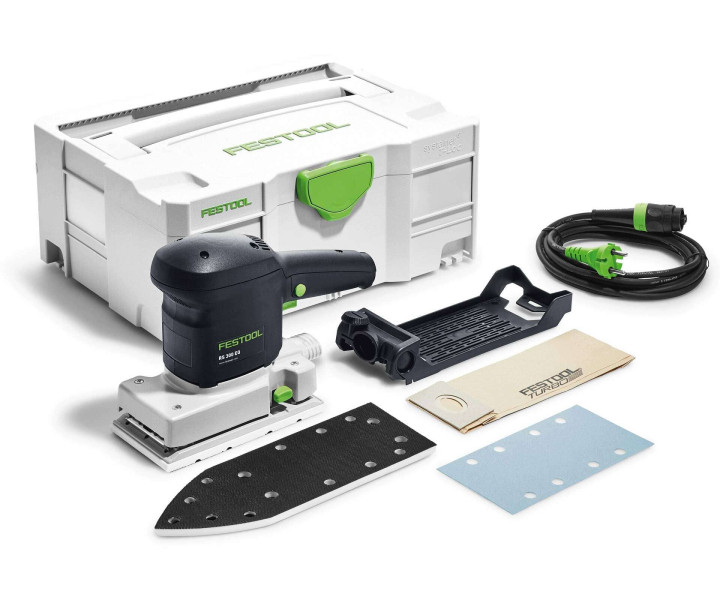 Шлифмашинка Festool Rutscher RS 300 EQ-Set