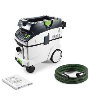 Пылеудаляющий аппарат Festool CLEANTEC CTM 36 LE