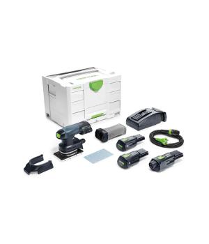 Аккумуляторная шлифовальная машинка Rutscher Festool RTSC 400 Li 3,1 I-Set