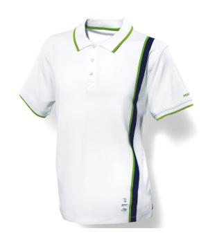 Мужская рубашка поло белая Festool XL