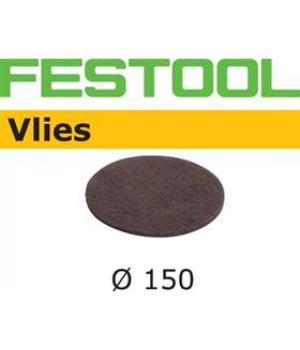 Материал шлифовальный Festool Vlies, компл. из 10 шт. STF D 150 SF 800 VL/10