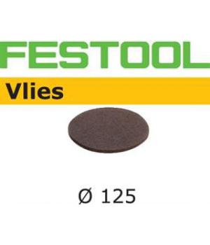 Материал шлифовальный Festool Vlies, компл. из 10 шт. STF D 125 SF 800 VL/10