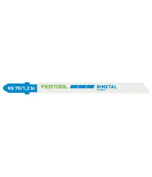 Пильное полотно Festool для лобзика HS 75/1,2 BI/20