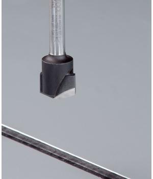 V-фреза для обработки композитов Festool HW S8 D18-135° (Alu)