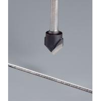 V-фреза для обработки композитов Festool HW S8 D18-90° (Alu)