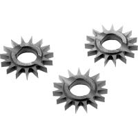 Фрезы дисковые прямозубые, компл. из 35 шт. Festool HW - SZ 35
