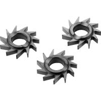 Фрезы дисковые косозубые, компл. из 35 шт. Festool HW-FZ 35
