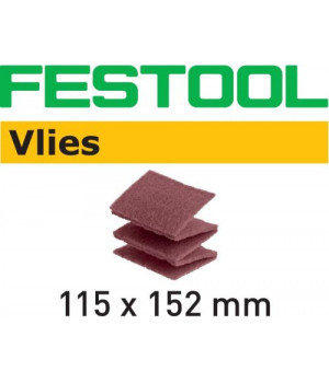 Шлифовальный материал Festool Vlies, компл. из 30шт. 115x152 FN 320 VL/30