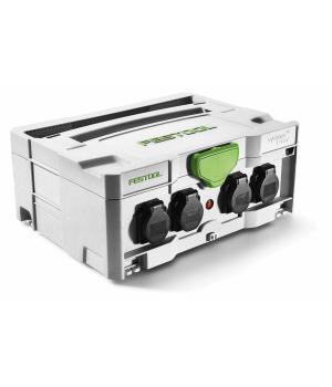 Портал-удлинитель электрический, в систейнере Festool SYS-PowerHub SYS-PH