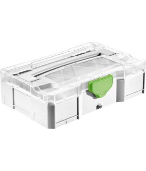Мини-систейнер Festool T-LOC SYS-MINI 1 TL TRA